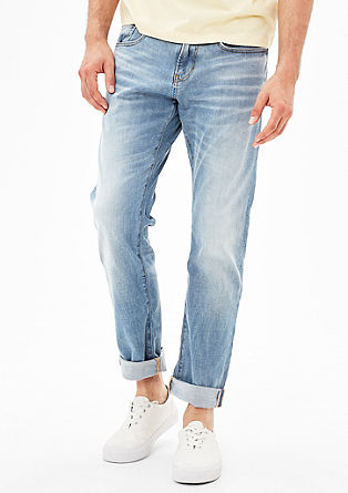 Close Slim: stretch jeans from s.Oliver