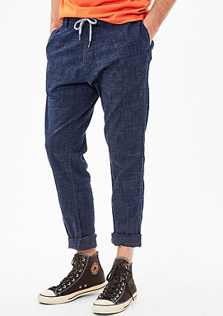 Tubx Jogger: Athleisure jeans from s.Oliver