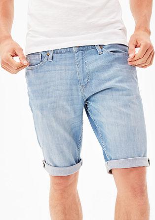 Tubx Straight: Raztegljive bermuda hlače