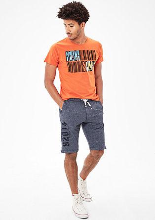 Tubx Jogger: Sweat-Bermuda