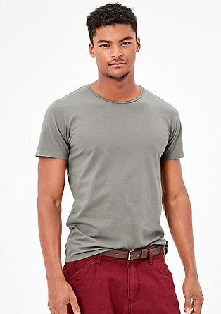 Klassisches Basic-Shirt