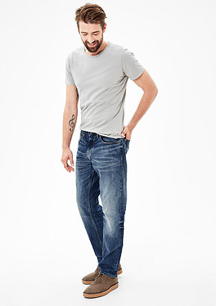 Scube Relaxed: stretch jeans from s.Oliver