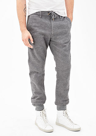 Tubc: broek in jogger style