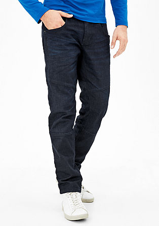 Tubx Straight: dark jeans from s.Oliver
