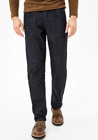 Scube Relaxed: dark jeans from s.Oliver