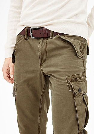 Tubx Regular: Chino im Cargo-Style