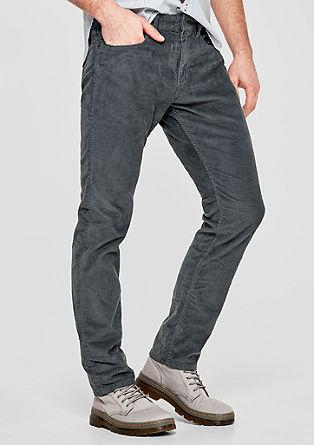 Close Slim: Hose aus weichem Cord