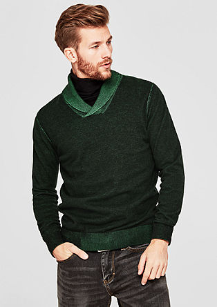 Jumper in a vintage look from s.Oliver