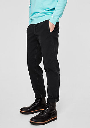Tubx Regular: twill chinos from s.Oliver