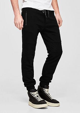 Tubx Jogger: kalhoty se švy vmotorkářském stylu