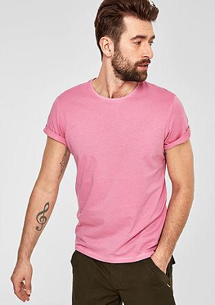 Tričko skulatým výstřihem