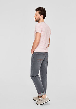 Close Slim: jeans in a vintage look from s.Oliver