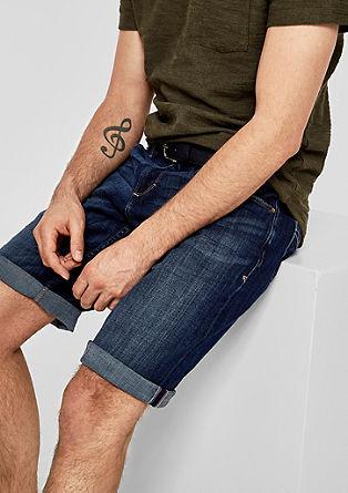 Tubx Straight: krátké džíny