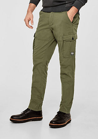 Tubx Regular: Cargo trousers from s.Oliver