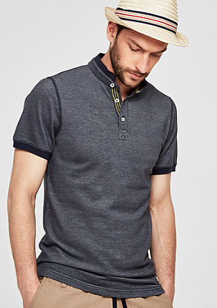 Slim: piqué polo shirt from s.Oliver