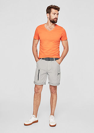 Plek loose: casual chinoshort