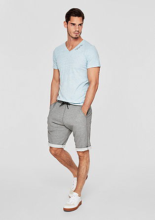 Tubx Jogger: Sweatshirt shorts from s.Oliver