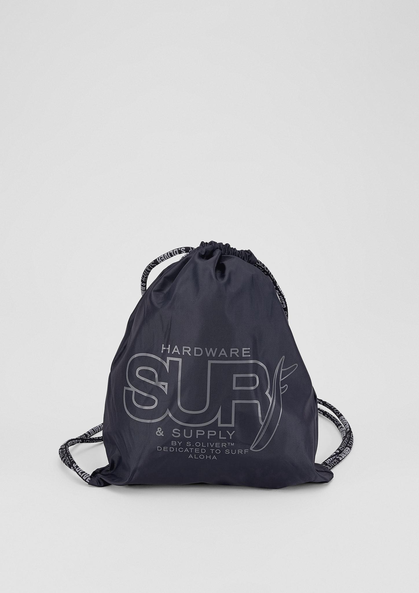 Rucksack | Taschen | Blau | 100% polyester | s.Oliver