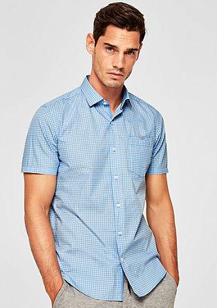 Slim: károvaná košile