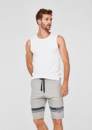 Tubx Jogger: Sporty Bermuda shorts from s.Oliver