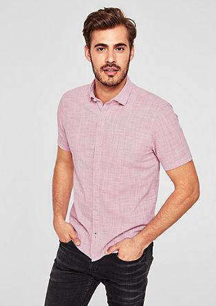Regular: Hemd mit Streifen