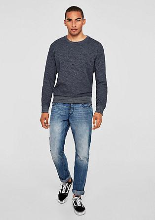 Gemêleerd sweatshirt