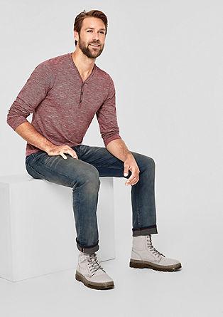 Tubx Regular: džíny sobnošeným vzhledem