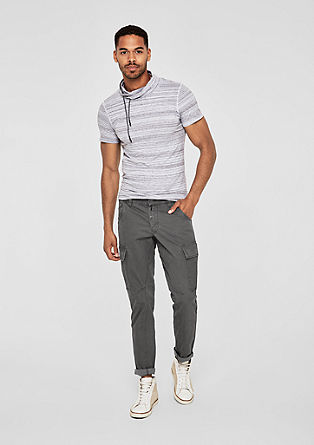 Tubx Regular: cargo-style chinos from s.Oliver
