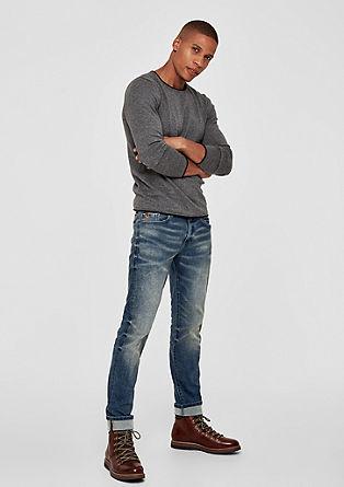 Stick Slim: velmi elastické džíny