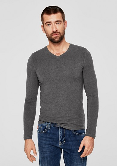 Funktionales Baselayer-Langarmshirt