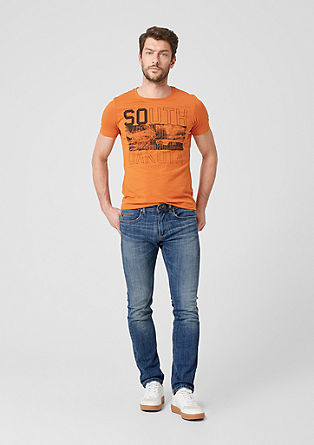 Close Slim: vintage jeans from s.Oliver
