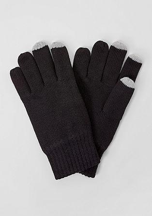 Podložene rokavice za zaslon na dotik
