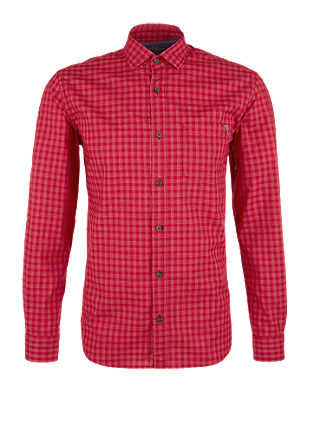 Classic check shirt from s.Oliver