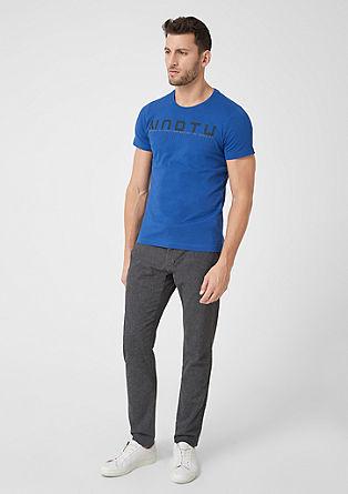 Slim: žerzejové tričko spotiskem