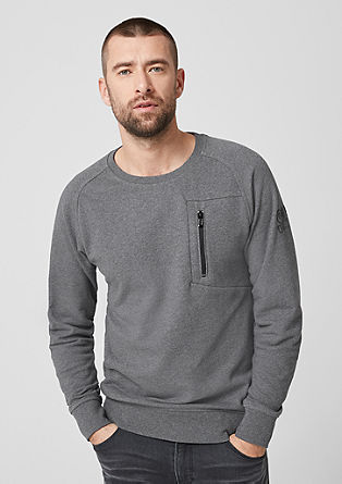 Casual sweatshirt from s.Oliver