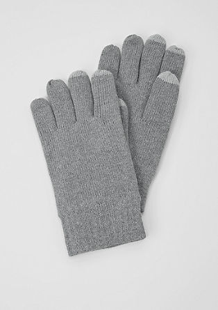 Lined gloves from s.Oliver