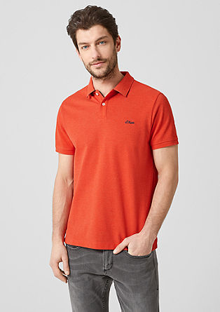 Oliver. Cotton piqué polo shirt from s. 68ef037cb3