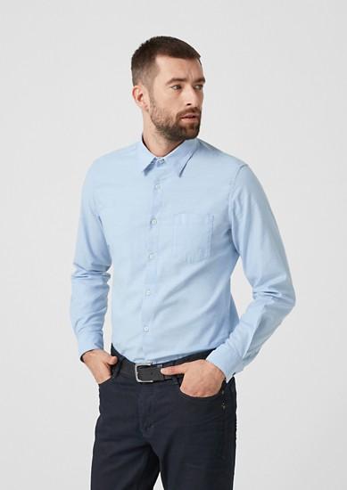 Slim: Stretchhemd