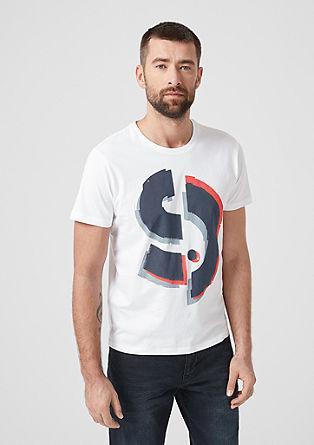 Tričko snatištěnou značkou