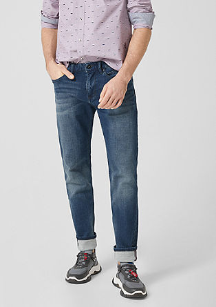 Tubx Regular: Stretchige Denim
