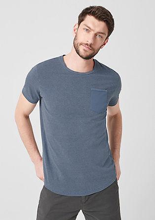 T-shirt à poche-poitrine de s.Oliver