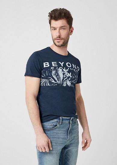 Jerseyshirt mit Print