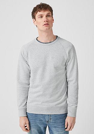 Sweatshirtmit Raglanärmeln