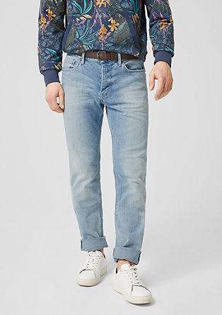 Stick skinny: superzacht denim