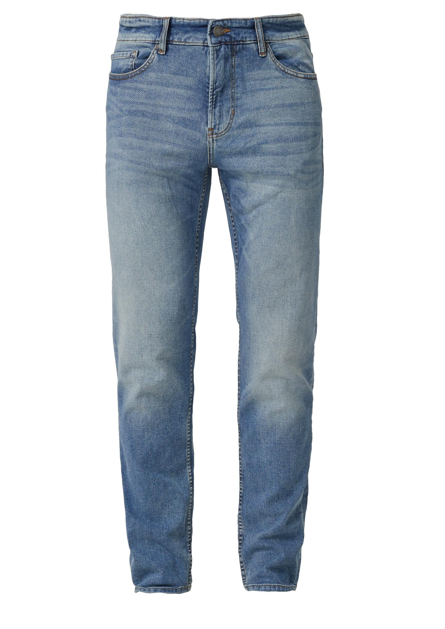 Stretchjeans   Bekleidung > Jeans > Sonstige Jeans   Blau   Oberstoff: 98% baumwolle -  2% elasthan  futter: 65% polyester -  35% baumwolle   s.Oliver
