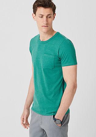 T-shirt met galons