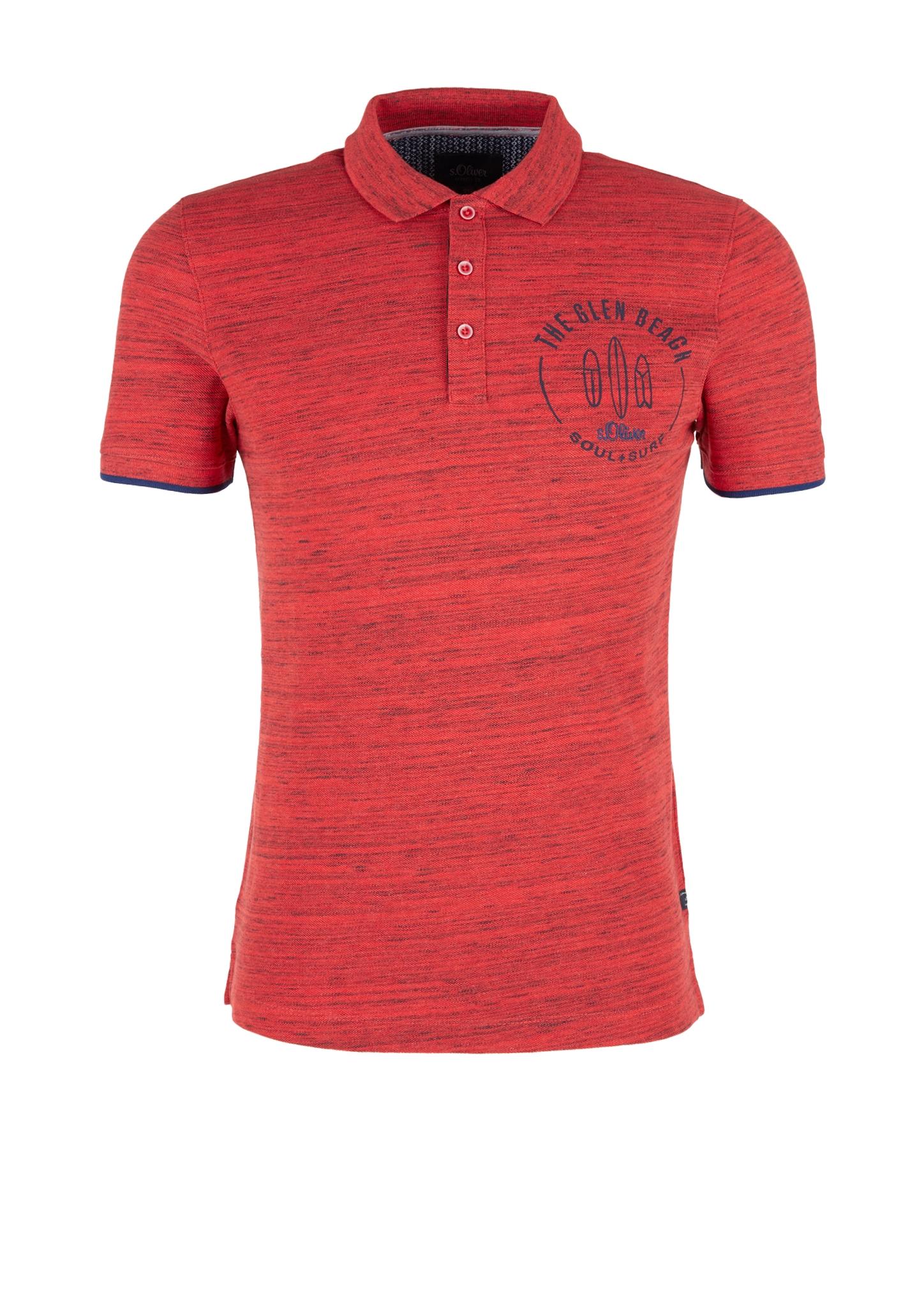 Poloshirt | Bekleidung > Polo Shirts > Kurzarm | s.Oliver