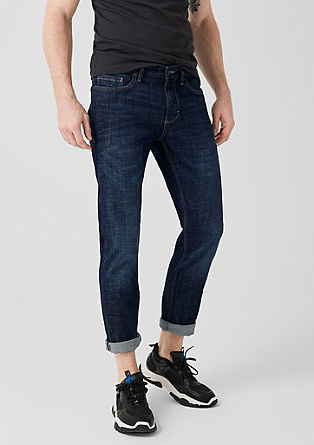 Tubx Regular: Stretchjeans