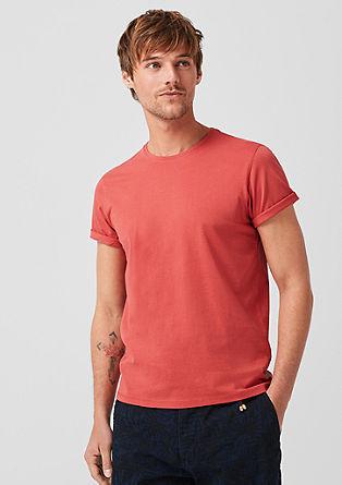 Crew Neck-Basicshirt