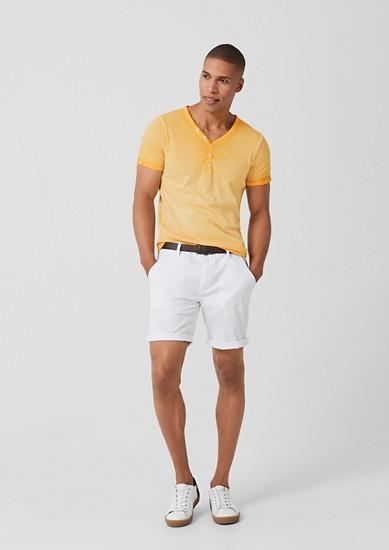 Shirt mit Cold Pigment Dye-Effekt